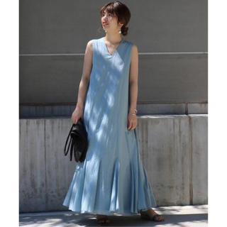 Noble - 新品タグ使き MARIHA 夏の月影のドレス
