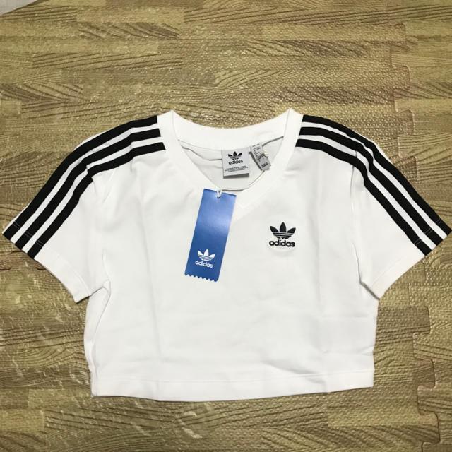 adidas(アディダス)のアディダス オリジナルス  Tシャツ レディースのトップス(Tシャツ(半袖/袖なし))の商品写真