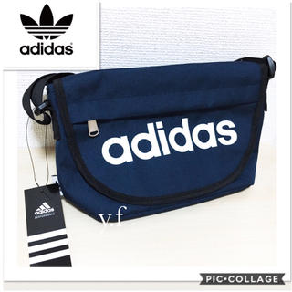 adidas - 大人気!残り僅か!新品 アディダス ミニ メッセンジャーバッグ ショルダーバッグ
