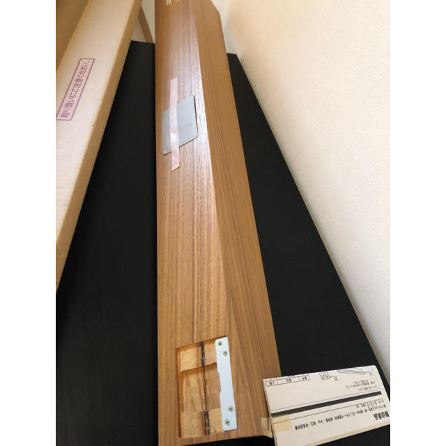 MUJI (無印良品)(ムジルシリョウヒン)の無印良品 壁掛けラック インテリア/住まい/日用品の収納家具(棚/ラック/タンス)の商品写真