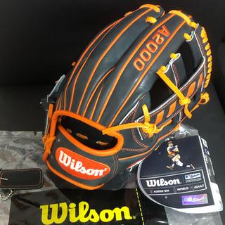 wilson - 未使用 USA Wilson ホセアルトゥーベ A2000 硬式 グローブ 内野
