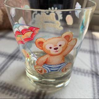 ダッフィー(ダッフィー)のダッフィー サニーファン  コップ(グラス/カップ)
