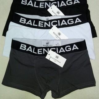 Balenciaga - 【BALENCIAGA】3点セット ボクサーパンツ Mサイズ バレンシアガ