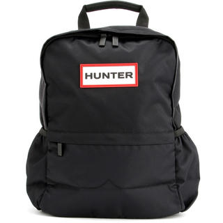 HUNTER - 新品   HUNTER (U)ORIGINAL NYLON BACKPACK 黒