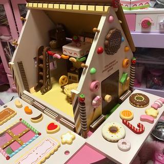 マザーガーデン レア♡ お菓子のお家 おままごと クッキーハウス ドールハウス