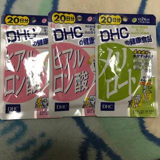 DHC - ヒアルロン酸 メリロート DHC サプリメント