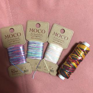 キワセイサクジョ(貴和製作所)の貴和製作所 手縫い糸(生地/糸)
