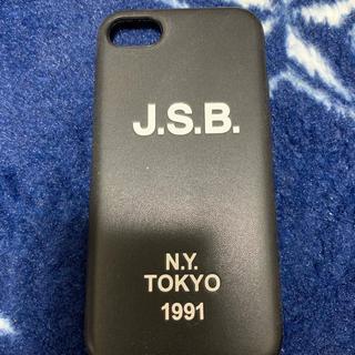 サンダイメジェイソウルブラザーズ(三代目 J Soul Brothers)のJSB iPhone7 ケース(iPhoneケース)