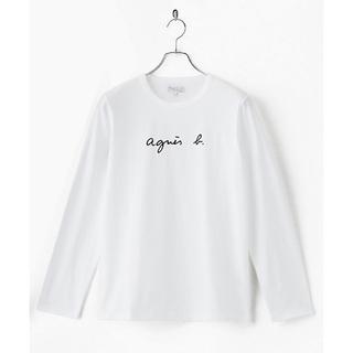 agnes b. - ロゴTシャツ★agnes b.