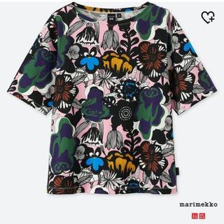 マリメッコ(marimekko)のマリメッコ×UNIQLO♡Tシャツ(Tシャツ(半袖/袖なし))