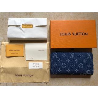 Supreme - 新品  Supreme & Louis Vuitton 長財布