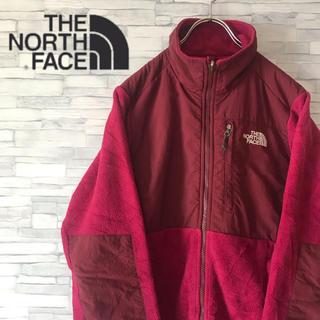 THE NORTH FACE - ノースフェイス 90s デナリ ジャケット フリース ポラーテック キャンプ
