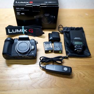 Panasonic - Lumix g8 おまけ多数