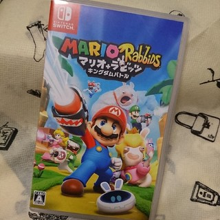 Nintendo Switch - MARIO RabbiDS(Switch)