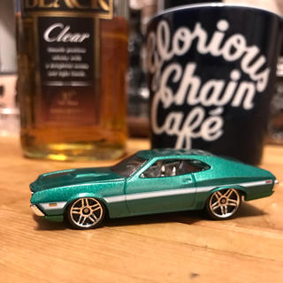 Ford - ホットウィール ワイスピ Ford グラントリノ ミニカー