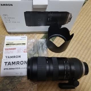 TAMRON - TAMRON タムロン sp 70 200mm g2 ニコン用