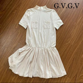 ジーヴィジーヴィ(G.V.G.V.)の᯼G.V.G.V ジーヴィジーヴィ ワンピース ポロ᯼(ひざ丈ワンピース)