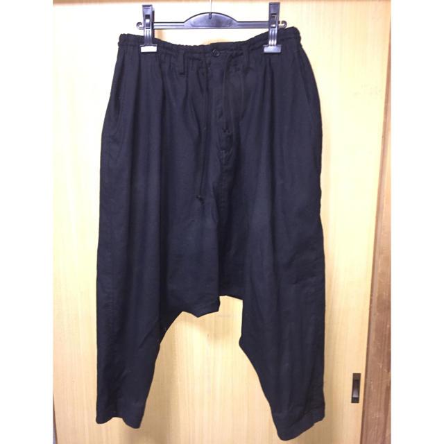 Yohji Yamamoto(ヨウジヤマモト)のBLACK Scandal  yohji yamamoto  サルエルパンツ メンズのパンツ(サルエルパンツ)の商品写真