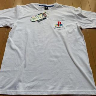 しまむら - プレステ Tシャツ ホワイト
