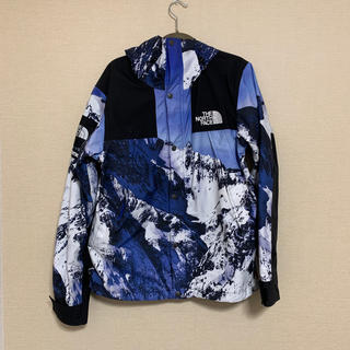 Supreme - supreme × the north face  雪山