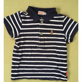 ミキハウス(mikihouse)のミキハウス ポロシャツ 90(Tシャツ/カットソー)