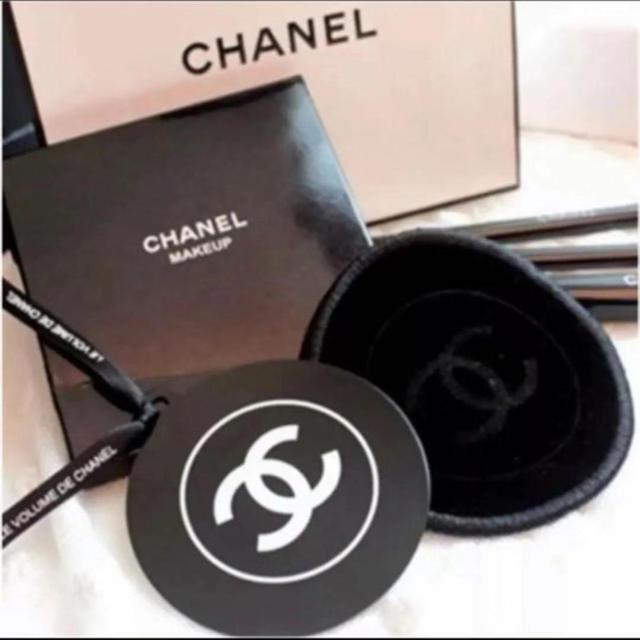 CHANEL(シャネル)のシャネル ノベルティ ミラー エンタメ/ホビーのコレクション(ノベルティグッズ)の商品写真