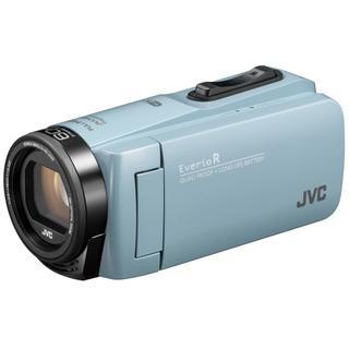 ケンウッド(KENWOOD)の☆新品未使用品☆JVC Everio R GZ-RX680 サックスブルー(ビデオカメラ)