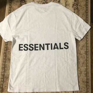 FEAR OF GOD - FOG ESSENTIALS Tシャツ S