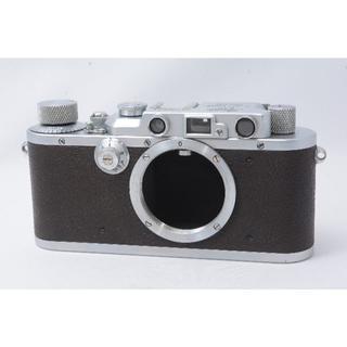 ライカ(LEICA)の★土曜まで★ Leica 3D Barnack ⅢD ボディ(フィルムカメラ)