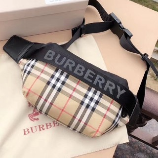 BURBERRY - BURBERRY バーバリー ウエストポーチ