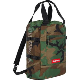 Supreme - Supreme Tote Backpack 18SS カモ