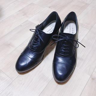 マーガレットハウエル(MARGARET HOWELL)のマーガレットハウエルアイデア レースアップシューズ 革靴(ローファー/革靴)