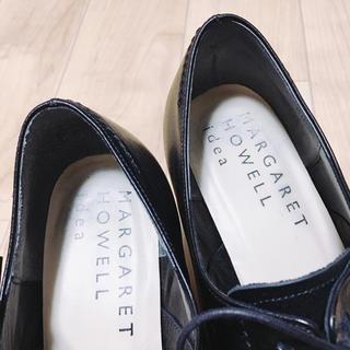 マーガレットハウエル(MARGARET HOWELL)のマーガレットハウエル アイデア 革靴(ローファー/革靴)