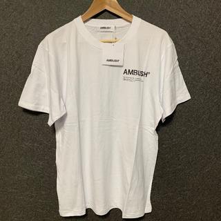 AMBUSH - AMBUSH Tシャツ XLサイズ ホワイト