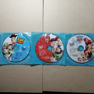 トイストーリー(トイ・ストーリー)のディズニー トイストーリー 1.2.3  国内正規品 DVD 未再生(キッズ/ファミリー)