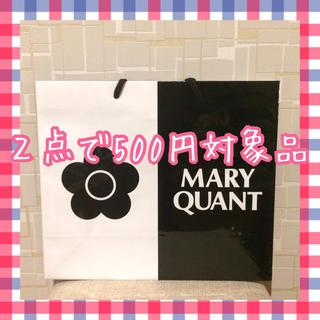 マリークワント(MARY QUANT)の【2点500円対象】ショッパー ショップバッグ ショップ袋 紙袋 サブバッグ(ショップ袋)