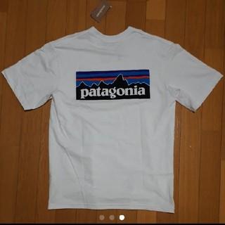 patagonia - パタゴニア 白 Tシャツ
