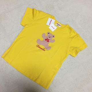 ミキハウス(mikihouse)のミキハウス チエコサク Tシャツ 100(Tシャツ/カットソー)