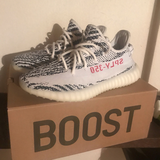 adidas - yeezy boost 350 v2  zebra 新品未使用