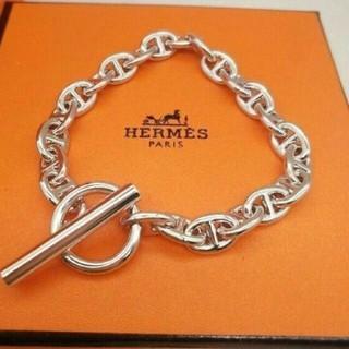 Hermes - シェーヌダンクルエルメスブレスレット