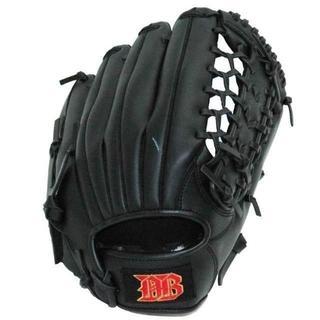 グローブ Be 野球 一般用 軟式  ブラック(グローブ)