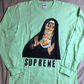 Supreme - Supreme Nun L/S Tee long sleeve T 新品