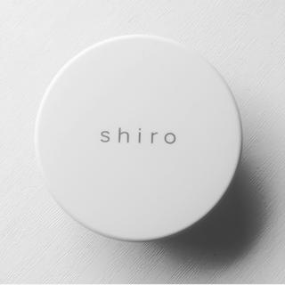 シロ(shiro)のshiro ☆ シルクハイライター 8H01(フェイスカラー)