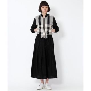 ニコアンド(niko and...)のniko and...アサハクPRTプリーツスカート(大きいサイズ) (ロングスカート)