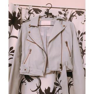 LIZ LISA - LIZ LISA ライダースジャケット