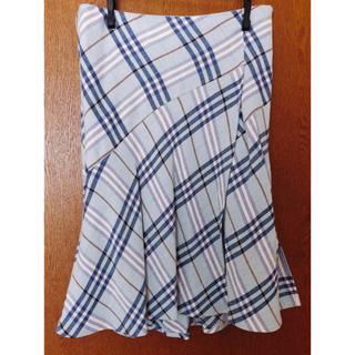 バーバリーブルーレーベル(BURBERRY BLUE LABEL)のBURBERRY バーバリー スカート(ひざ丈スカート)