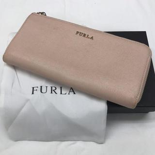 フルラ(Furla)の❤️正規品❤️ フルラ ラウンド 長財布 ピンク レディース FURLA(財布)