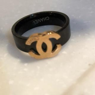 CHANEL - CHANEL指輪