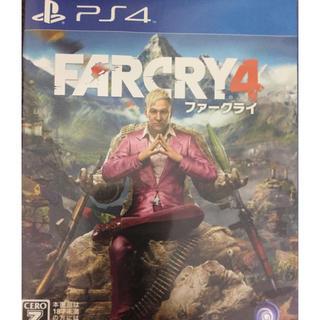 PlayStation4 - PS4 FAR CRY4 ファークライ4
