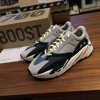 adidas -   27cm 新品国内正規品 YEEZY BOOST 700 B75571